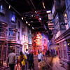 "Walking through ""Diagon Alley"", now that was cool! :-)"