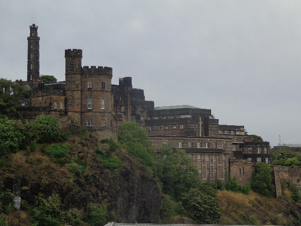 Everywhere we looked in Edinburgh there were amazing sites like this... definitely a picturesque, historic city!
