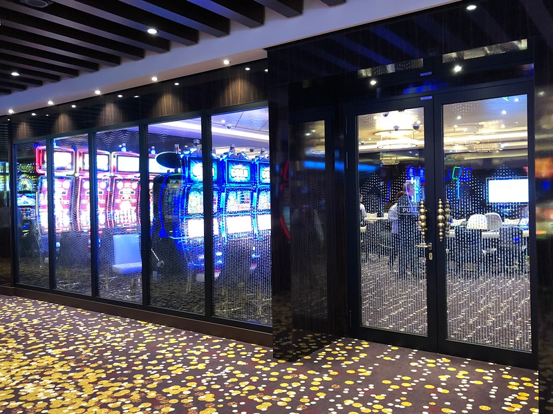 """Something that non-smokers will appreciate is that a big portion of the Casino is now closed off for smokers so when you walk through """"678 Ocean Place"""" you'll no longer experience the smoke smell you do on some of the more recent Norwegian ships."""