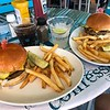 "Although ""Margaritaville"" isn't new to ""Bliss"" we had to show a pic as the burgers are so good there!! :-)"