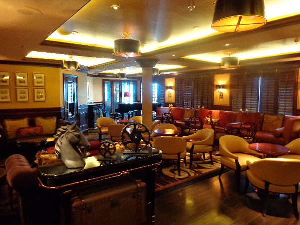 "Want to enjoy a lively evening while enjoying drinks with friends in an intimate venue? Then check out the ""Avenue Saloon"" where there's a live Piano Player every night... if was definitely one of the funnest places to hang every evening! :-)"