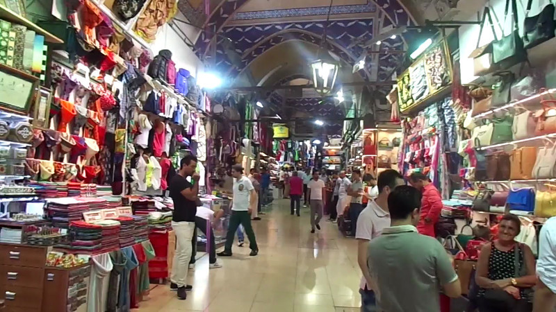 "Love to Shop? If so, watch this video to see the best place to do so in Istanbul!<br /> <br /> Well, our 12 Night ""Black Sea"" Cruise is done but we certainly loved our time sailing here & for sure we Loved our 1st (but definitely not our last) Cruise ever on Ultra Luxurious, All-Inclusive ""Crystal Cruises""!! :-)<br /> <br /> Visit <a href=""http://nancyandshawnpower.com/crystal-cruises-review/"">http://nancyandshawnpower.com/crystal-cruises-review/</a> to read our full review of our experience on Crystal."