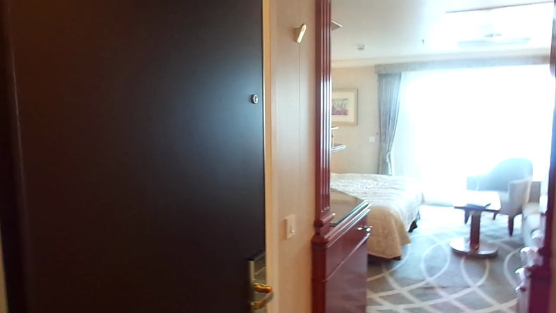 "Watch this video to see the Category PH ""Penthouse Balcony"" Stateroom which is 50% bigger then the room we stayed in."