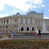 When in Odessa make sure to check out the Opera & Ballet Theatre, it's a pretty Beautiful structure!