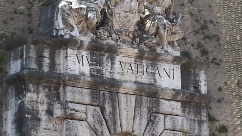 "When visiting Rome another must do is visit Vatican City which houses infamous ""St. Peter's Basilica"" and the Vatican Museum where the ""Sistine Chapel"" is... check out this video where we show you how to SAVE A TON OF TIME when visiting the Vatican Museum."