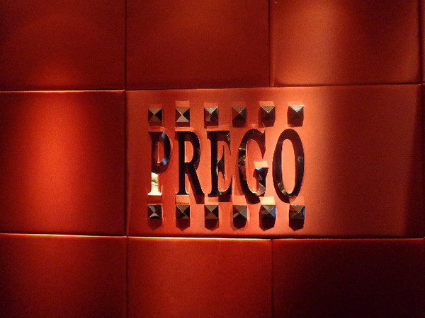 "Speaking of yummy, ""Preggo"", Crystal's Italian Restaurant, is the other complimentary Specialty Restaurant onboard both ships."