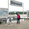After 2 wonderful days in Vienna we headed to Durnstein, Austria… what a cute little town this was!! :-)