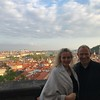 And the views of Prague from this private Palace were truly 2nd to none!!