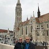 "To end off our time in Budapest we headed up to ""Castle Hill"", a UNESCO World Heritage Site. While up there we enjoyed a visit inside ""Matthias Church""… Fabulous!!"