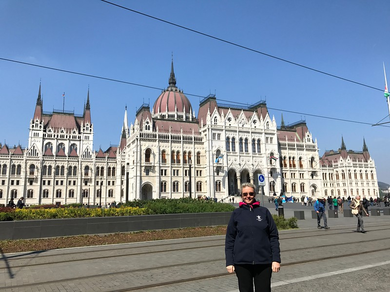 After our coach tour of the city we got on foot and enjoyed a walk from Budapest's infamous Parliament Building (above) to St. Steven's Basilica… we saw so much of this Beautiful city that day, it was a great introduction to Budapest!