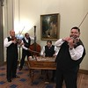 "As mentioned, the music we were treated to at the ""Akademia Club"" was pretty fabulous! Right from our cocktail reception, throughout our whole dinner, these guys treated us to some great classical tunes."
