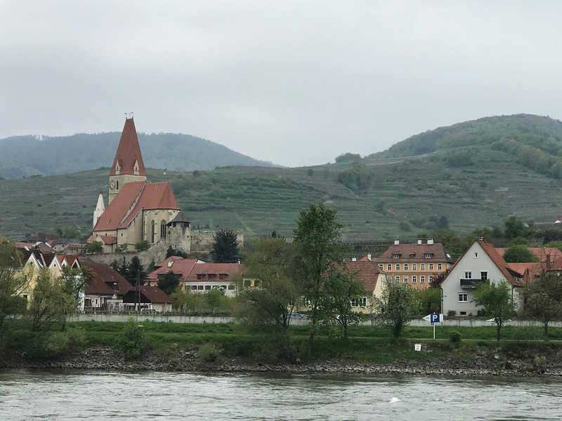 "After our great day in Durnstein we spent that afternoon sailing the gorgeous ""Wachau Valley"", another UNESCO World Heritage Site… as you'll see in these next few pictures the scenery throughout that region is absolutely gorgeous!!"