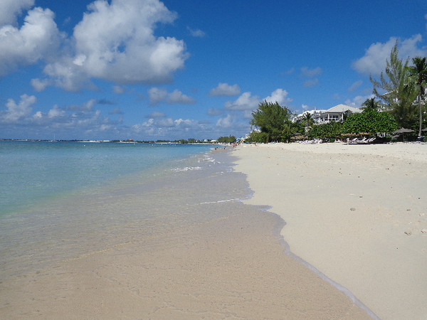 "For our 1st stop during our 9 nights with Disney we went to Grand Cayman in the Cayman Islands… there's a shot of Gorgeous ""Seven Mile Beach"" which brought back some great memories as we strolled it as this was a stop during our 1st ever Caribbean Cruise 8 years ago. :-)"