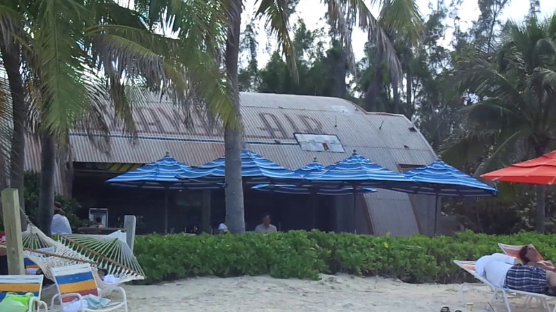 """And here's a look at """"Serenity Bay"""" which is the Adult's Only beach on """"Castaway Cay""""... and no worries, besides beaches there's lots of other things to do on Castaway Cay too like Watersports, bike riding though a really cool isolated trail, a little shopping, etc."""