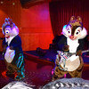 "There's some more famous Disney characters... ""Chip and Dale"". :-)"