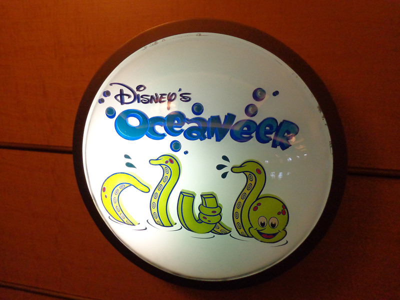 "For 3-10 year old children they can enjoy playtime at the ""Oceaneer Club""..."