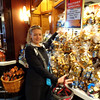 "If you've ever been to San Francisco before we're sure you made a visit to their famous ""Ghiradelli"" Chocolate Factory... and if you have you'll know why Nancy's trying to grab all their chocolates... yum!! :-)"