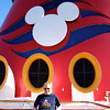 Shawn is looking pretty Happy to be on our 1st ever Disney Cruise!! :-)