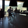 Here's a video to give you a look at the setting we enjoyed that day while tasting some nice wines... definitely one of our favourite wine tasting locations ever!! :-)