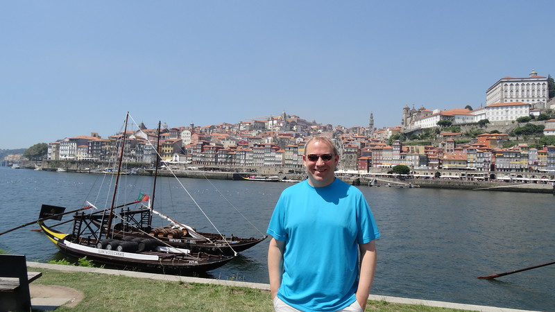 """Speaking of """"Vila Nova de Gaia"""", that's where the river ships dock so you'll be making a visit to that side for sure when doing your River Cruise... and the views from over there of Porto are pretty fabulous!"""