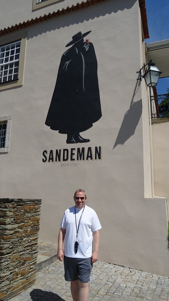 "After our couple of excursions from ""Vega de Terrón"" we turned around & headed back towards Porto but first made a stop in ""Pinhão"" where we visited the ""Quinta do Seixo"" Wine Estate that produces the famous ""Sandeman"" wines."