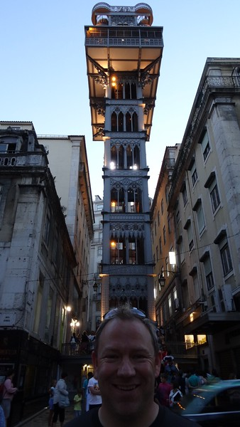 And make sure to not head to bed too early when in Lisbon as at night-time the city really comes alive and many of the monuments look even better!! :-)
