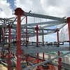 "There's other cool things onboard too like this ""Ropes"" Course where u can hang over the side of the ship, zip-line, etc.! :-)"