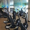 ...and of course a huge Gym for those who want to burn a ton of calories while doing their activities! :-)