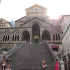 "There's the ""Cathedral of Amalfi""... you can see why it's pretty much the # 1 picture taken by tourists when in town. :-)"