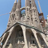 "Here's a ""Live"" look at the Famous ""La Sagrada Familia""... Barcelona's most recognized structure created by Antoni Gaudi."