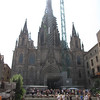 "There's the ""La Seu Cathedral"" in Barcelona's ""Gothic District""... pretty impressive!!"