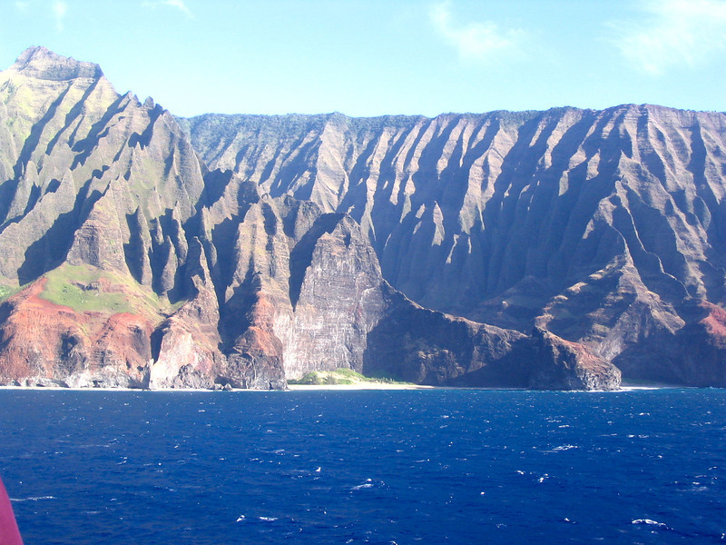 Pretty spectacular scenery... make sure to check it out when in Kauai!!
