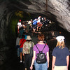 Check out this lava tube... that was fun to walk through & explore!
