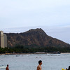 "There's a famous Hawaiian symbol... ""Diamond Head Crater"" on the edge of Waikiki beach.  What a great time we had hiking up there and checking out the views once at the top!!"