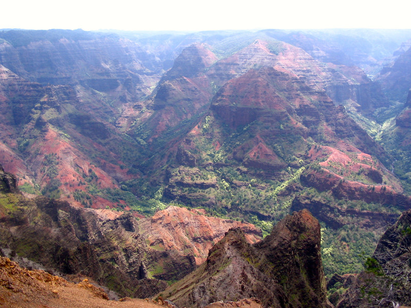 "For our 4th & final Port stop when Cruising the Hawaiian Islands, we enjoyed the Gorgeous Island of ""Kauai""... one of their most famous attractions is ""Waimea Canyon""... known as the ""Grand Canyon of the Pacific"", it's pretty spectacular!<br /> <br /> FYI, we spent a week on Kauai in 2011... here's our blog posts of all the things to do while there and of our Video when in Waimea: <a href=""http://nancyandshawnpower.com/category/destinations/north-america/united-states/hawaii/kauai/"">http://nancyandshawnpower.com/category/destinations/north-america/united-states/hawaii/kauai/</a>"
