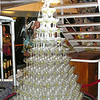 """Speaking of Princess' """"Champagne Waterfall"""", there it is!! Always a favorite event for us on the 4 Princess Cruises that we've been on!!"""