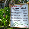 Before we headed back to the Ship we dropped by the local Weather Station to learn the Local Weather tricks. :-)