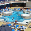 And of course, what Sunny day Cruising across the Pacific would be complete without a Pool to enjoy it in. :-)