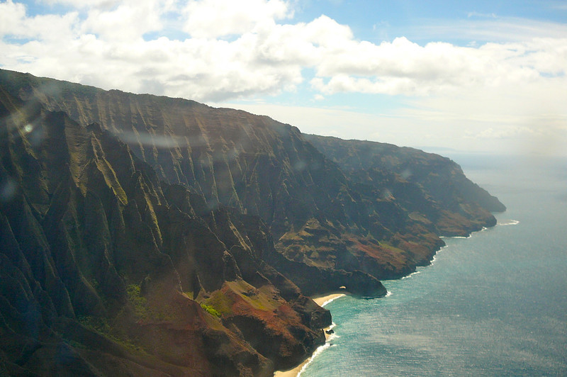 "There's one last view of the ""Na Pali Coast""... don't miss it next time you visit Kauai!!"