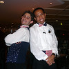 There's our dining room servers Andre and Joel having a little fun as they strike a pose for us. :-)