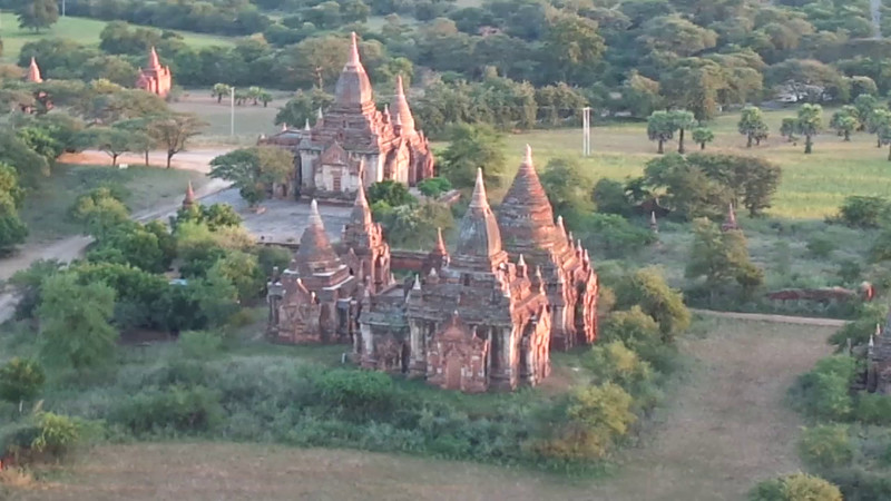 Here's a video of our Sunset in Bagan, again, a major highlight of our trip... a great experience we'll remember for a very long time!