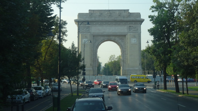 Here's a few more scenes we saw during our time in Bucharest, Romania.
