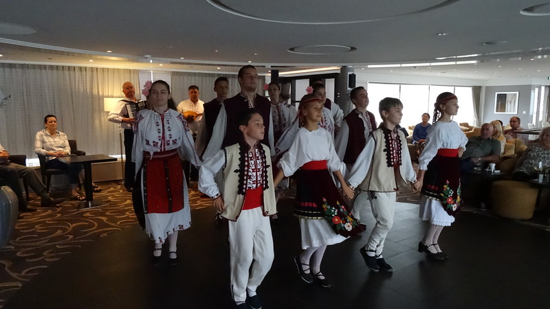 "FYI, most River Cruises feature a night or two of local talent coming onboard to share their culture as these kids from Serbia did.<br /> <br /> Well there you go, we hope you enjoyed our tour of the ""Avalon Passion"" and we hope you get to enjoy your own River Cruise experience too in the very near Future! :-)"