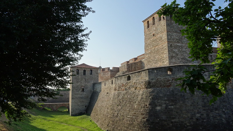"For our 2nd day in Bulgaria we visited Vidin where our 1st stop took us to their ""Baba Vidin"" Fortress."