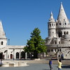 "...the Towers at the ""Fisherman's Bastion"" terrace..."