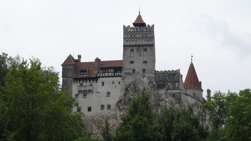 """Pretty much everyone who does this sailing spends at least 1 night in Bucharest, Romania but about 30% of us spent 3 nights there so we could take an excursion to Transylvania to see """"Bran Castle"""" of Dracula fame. It was definitely an interesting place to visit and to learn about their famous legend but as it was a long 12hr day including almost 7hrs on the bus it may not be the best fit for everyone to fly in early for this tour."""