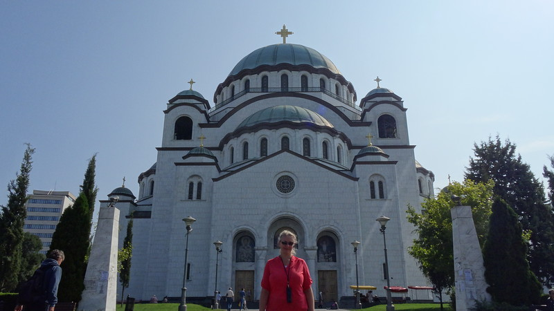 Our first stop in Serbia took us to their Capital City, Belgrade.