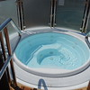 Want to take a dip in a whirlpool... they have that option too! :-)