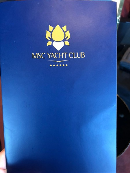 "Speaking of drinks, a BIG perk included as a ""Yacht Club"" guest is you get a FREE drink package included in your Cruise's price!!"