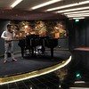 There was even live entertainment in the evenings in our exclusive lounge where a piano player, singer, other musician, etc. would provide some nice back-ground music/ambiance! :-)